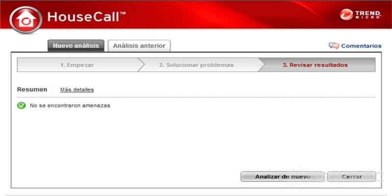 Antivirus online gratis para Windows