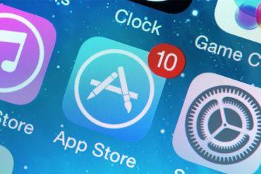 App Store sin apps iranies