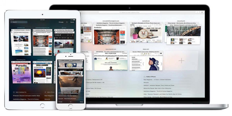 Apple Dispositivos Portada