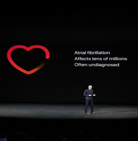 Apple Heart Portada