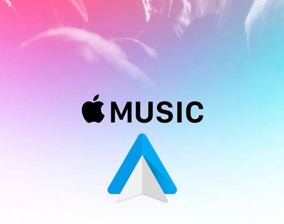 Apple Music en Android Auto