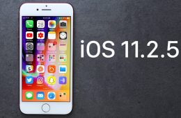 Apple iOS 11.2.5