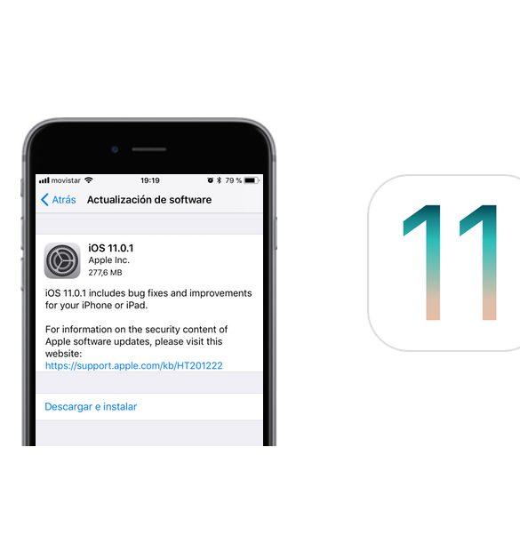 Apple-libera-ios-11.0.1