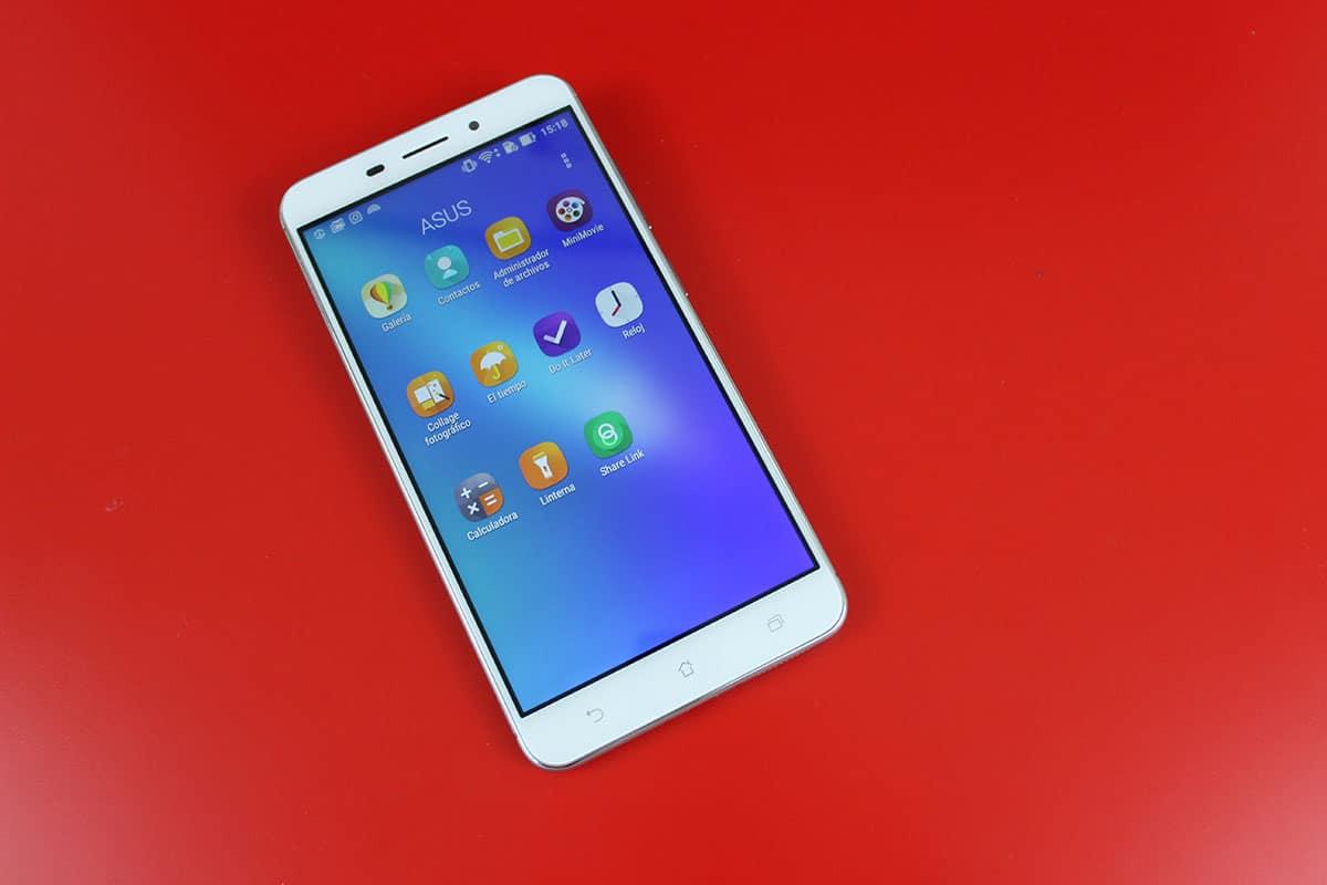 Apps ASUS Zenfone 3 Laser