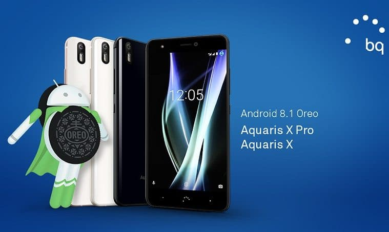 Aquaris X recibe Android Oreo 8.1