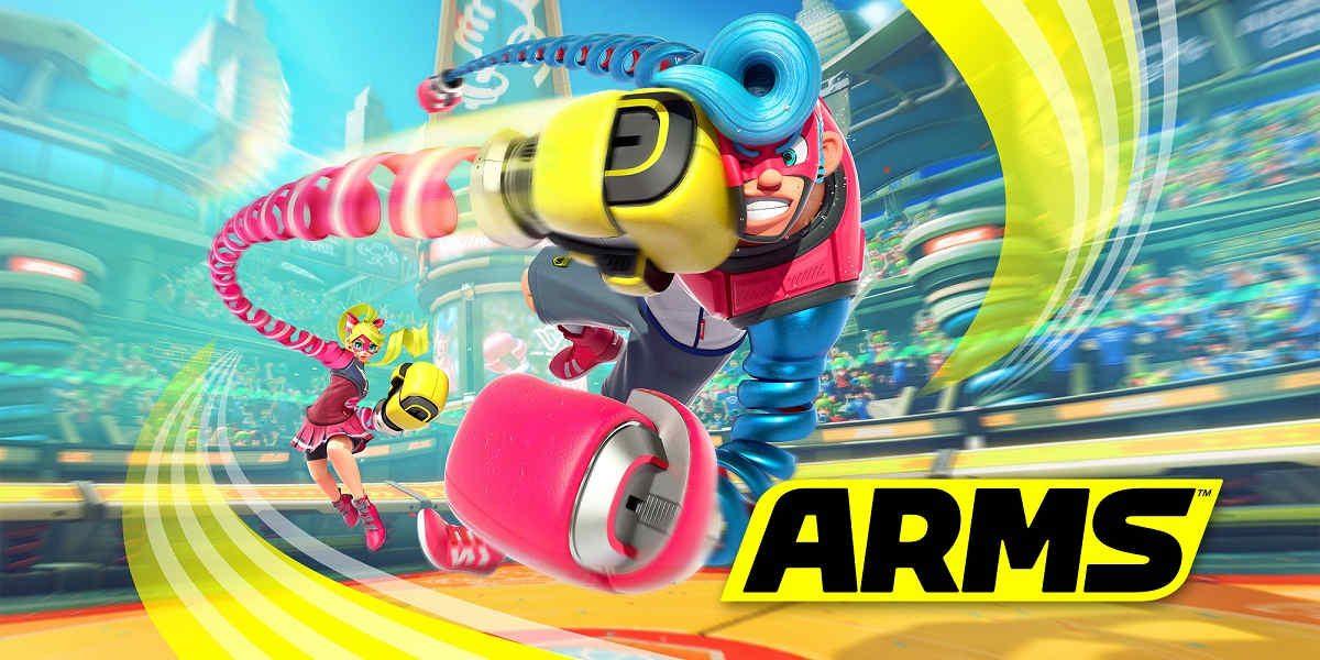 Arms Switch Portada