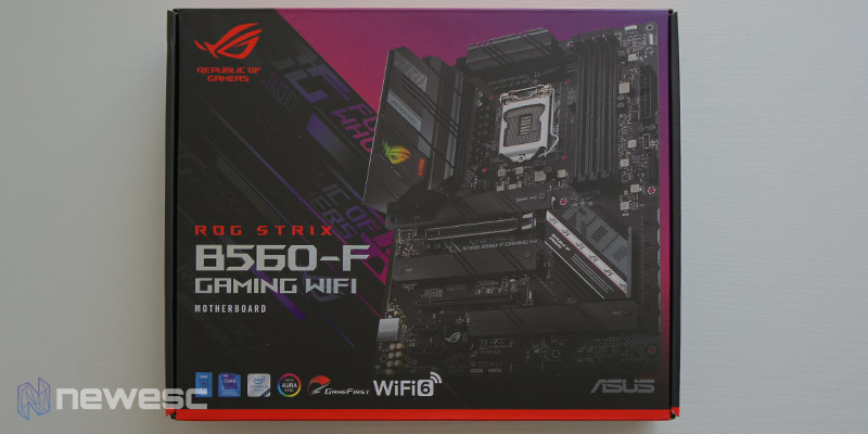 Asus ROG Strix B560 F Gaming WiFi 1