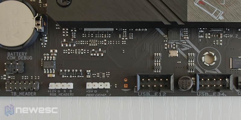 Asus ROG Strix B560 F Gaming WiFi 16