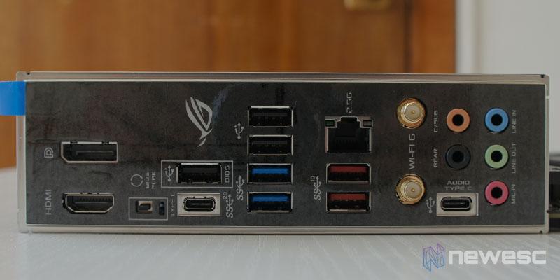 Asus ROG Strix B560 F Gaming WiFi 21