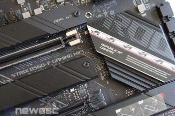 Asus ROG Strix B560 F Gaming WiFi Portada