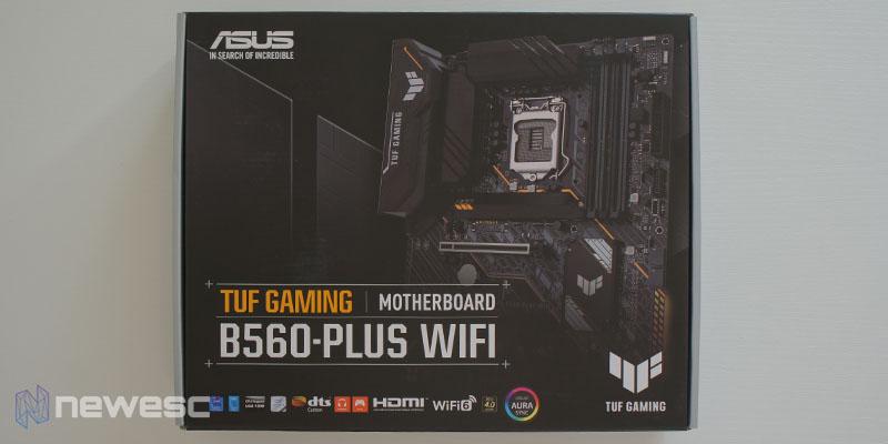 Asus TUF Gaming B560 Plus WiFi 1