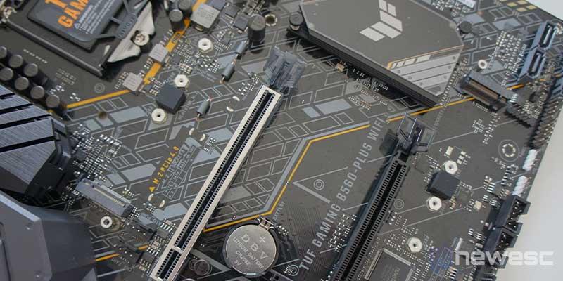 Asus TUF Gaming B560 Plus WiFi 13