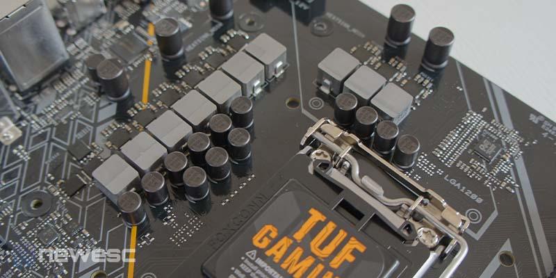 Asus TUF Gaming B560 Plus WiFi 16