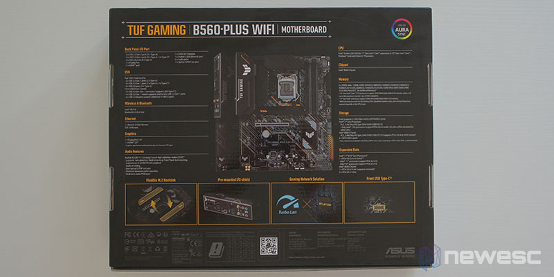 Asus TUF Gaming B560 Plus WiFi 2
