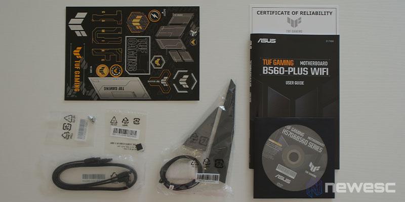 Asus TUF Gaming B560 Plus WiFi 3