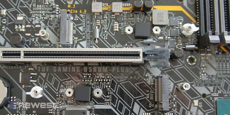 Asus TUF Gaming B560M Plus 12
