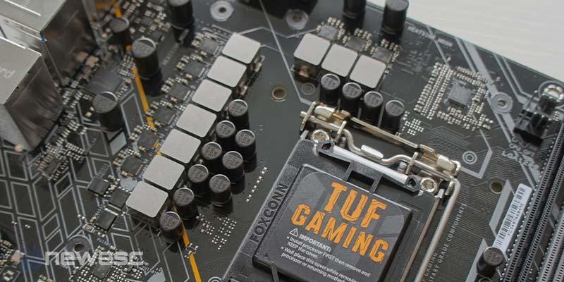 Asus TUF Gaming B560M Plus 15