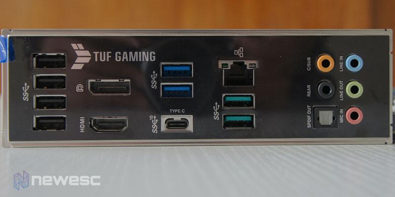 Asus TUF Gaming B560M Plus 18