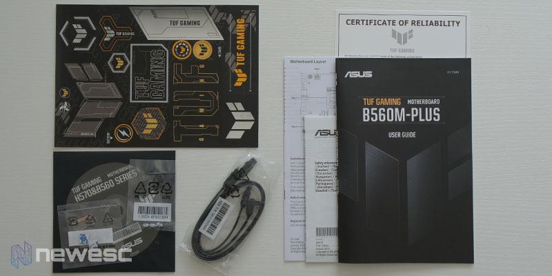 Asus TUF Gaming B560M Plus 2