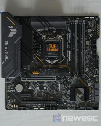 Asus TUF Gaming B560M Plus 3