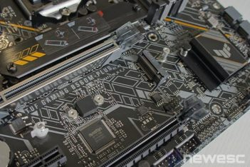 Asus TUF Gaming B560M Plus Portada