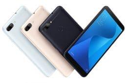 Asus ZenFone Max Plus Portada