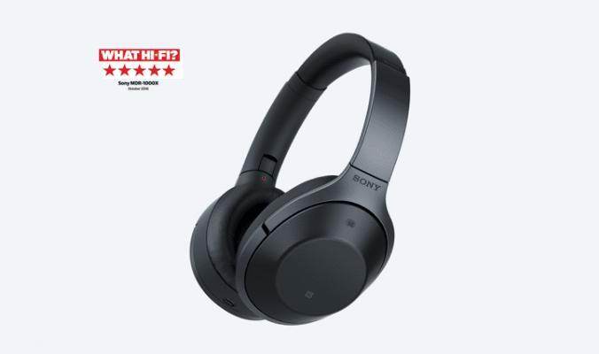 Auriculares 1000X de Sony