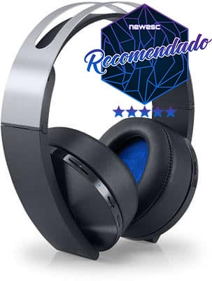 Auriculares-PS4-PlayStation-4-Platinum-Wireless