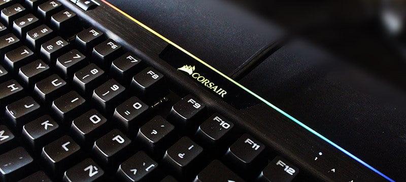 Barra led Corsair K95 RGB Platinum NewEsc