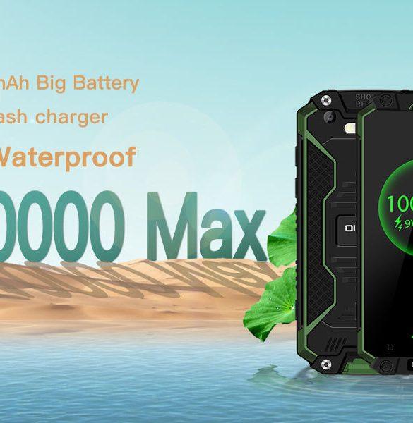 Batería Oukitel K10000