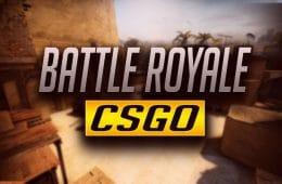 Battle Royale Counter Strike