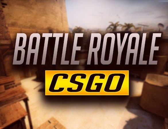 Battle Royale Counter Strike