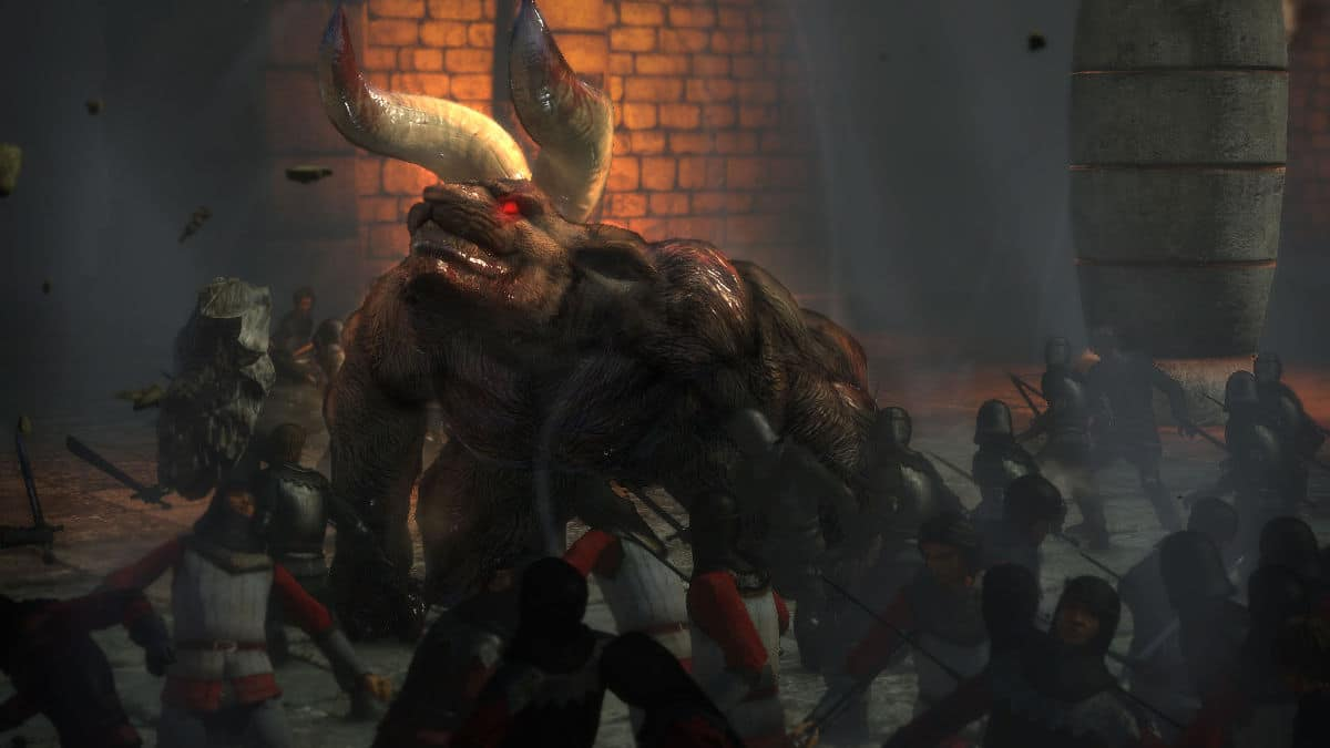 Berserk The Band of the Hawk Zodd