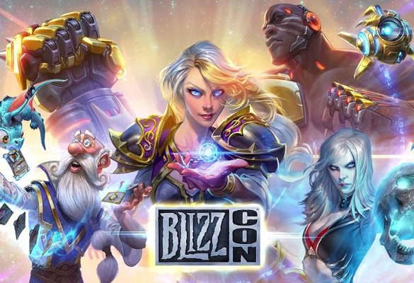 Blizzcon 2017 ticket virtual