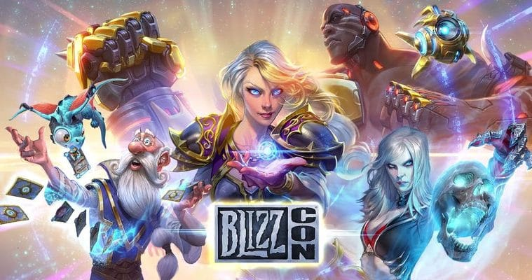 Blizzcon 2017 ticket virtual