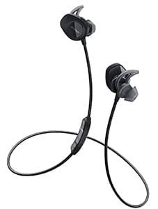 Bose SoundSport mejores auriculares para correr
