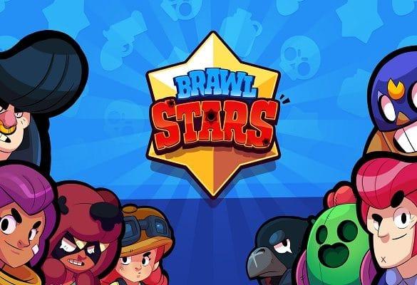 Brawl Stars Logo promocional