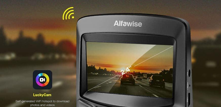 Cámara Alfawise MB05 LuckyCam