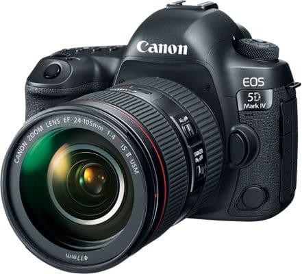 Cámara Reflex Canon EOS 5D Mark IV