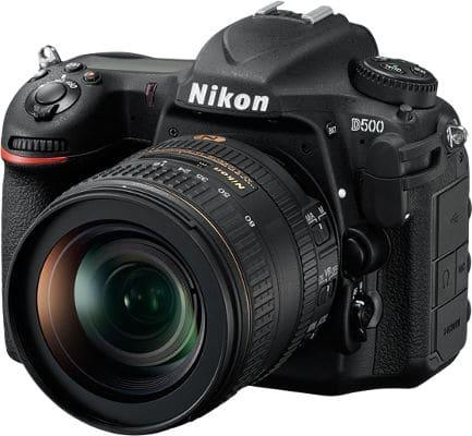 Cámara Reflex Nikon D500