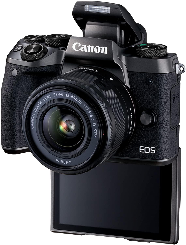 Cámara compacta Canon EOS M5 2