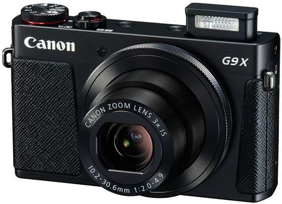 Cámara compacta Canon PowerShot G9 X