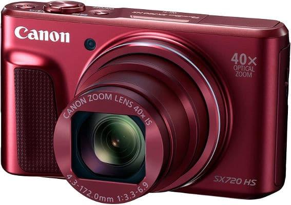 Cámara compacta Canon PowerShot SX720 HS