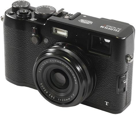 Cámara compacta Fujifilm X100T