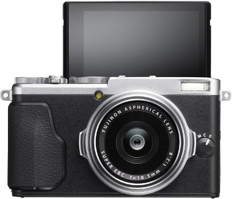 Cámara compacta Fujifilm X70