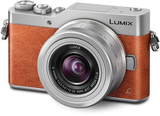 Cámara compacta Panasonic Lumix DC-GX800