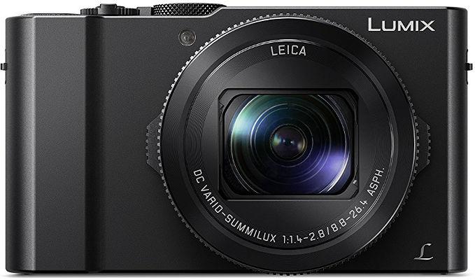 Cámara compacta Panasonic Lumix DMC-LX15 EG-K