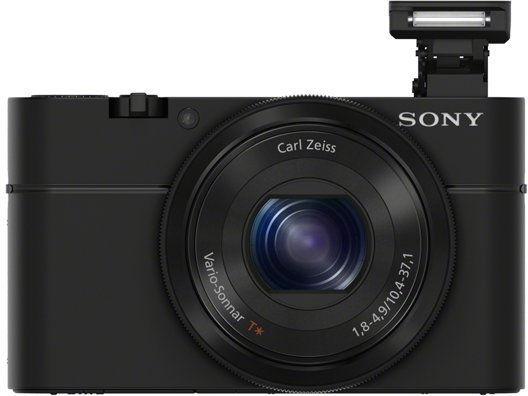Cámara compacta Sony DSCRX100