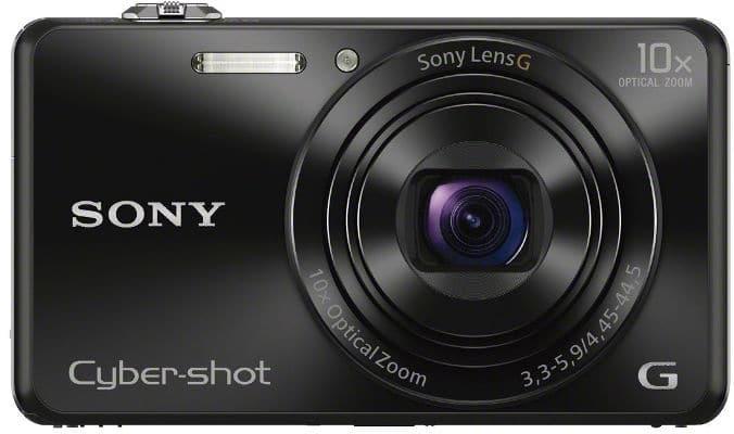 Cámara compacta Sony WX220