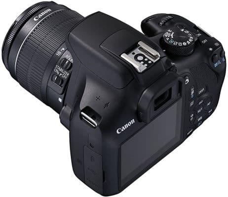 Cámara reflex Canon EOS 1300D